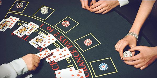 Blackjack - najpopulárnejšia kartová hra