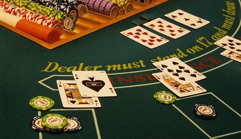 Blackjack hra