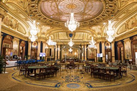 Kasíno Monte Carlo - Monaco