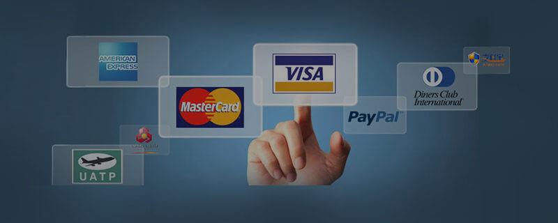 mobilné kasína - podpora platieb