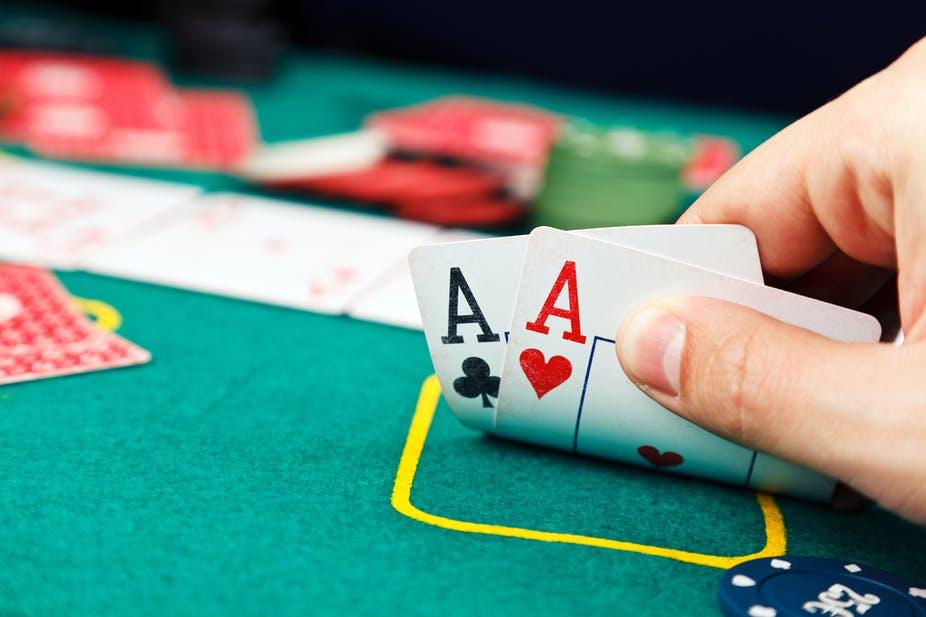 Hra poker
